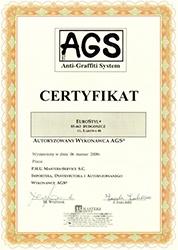 certyfikat-ags
